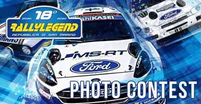 Rally Legend 2020, contest fotografico scatta e vinci
