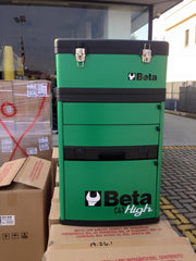 Trolley Beta C41H Verde