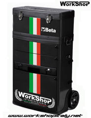 Trolley Beta Utensili C41H Nero Workshopitaly 10° Anniversario