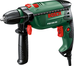 Trapano battente PSB 650 RE Bosch