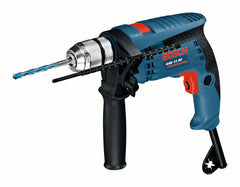Trapano battente GSB 13 RE Bosch Professional + set punte Multicostruction