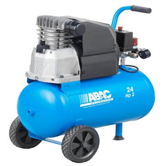 COMPRESSORE ABAC 24 lt. 2hp POLE POSITION L20P