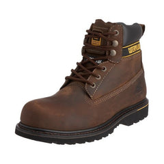 Scarpe Caterpillar Holton S3 Marrone Scuro