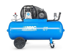 Compressore Abac PRO A39B 270 lt. CT4 - Trifase 4HP 400V