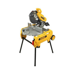 Sega combinata 230v DeWalt 2000W 305mm D27107 + carrello DWE74911-XJ