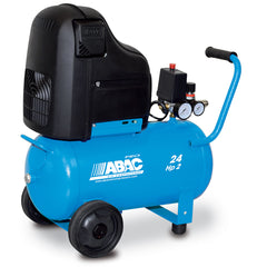 COMPRESSORE ABAC 24 lt. 2hp Pole Position O20P