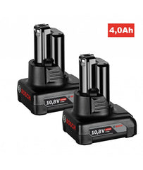 Batterie ORIGINALI 10,8V Litio Bosch Professional