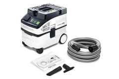 Aspiratore Festool CT 15 E  CLEANTEC CT15E