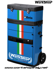 Trolley Beta Utensili C41H Blu Workshopitaly 10° Anniversario