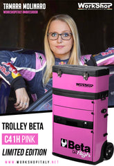 Trolley Beta C41H Rosa Pink