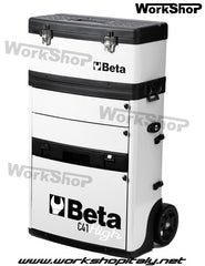 Trolley Beta C41H Bianco