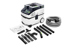 Aspiratore Festool CT 15 E set CLEANTEC CT15E
