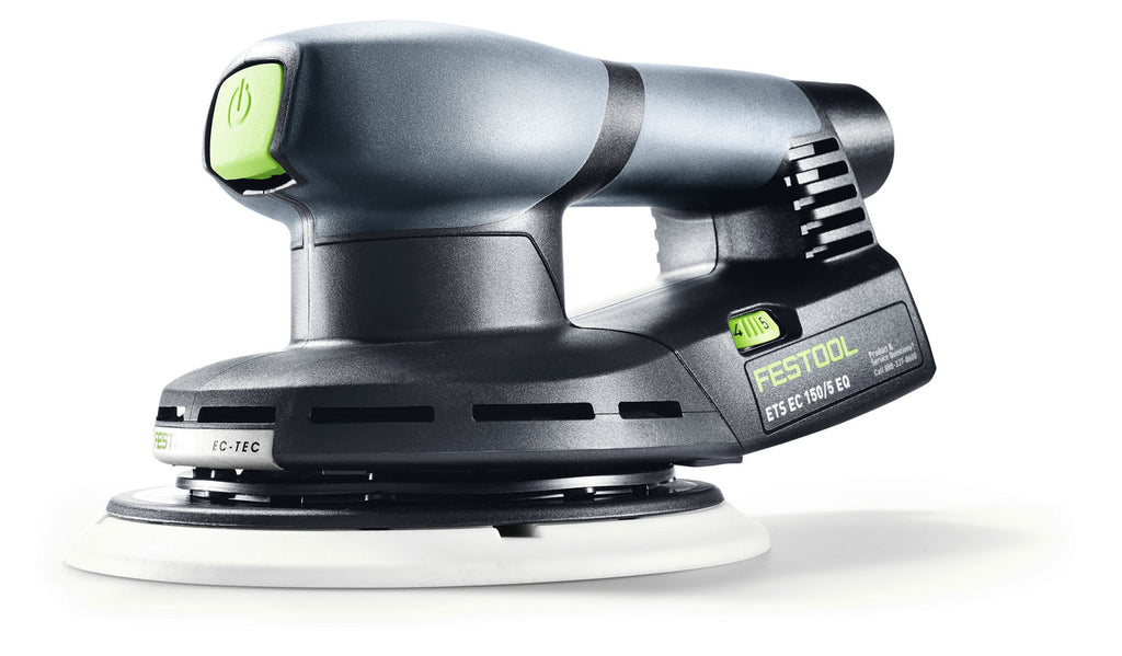Levigatrice orbitale ETS EC 150/5 EQ-Plus Festool