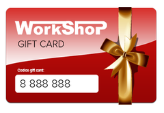 Gift Card Work Shop Italy
