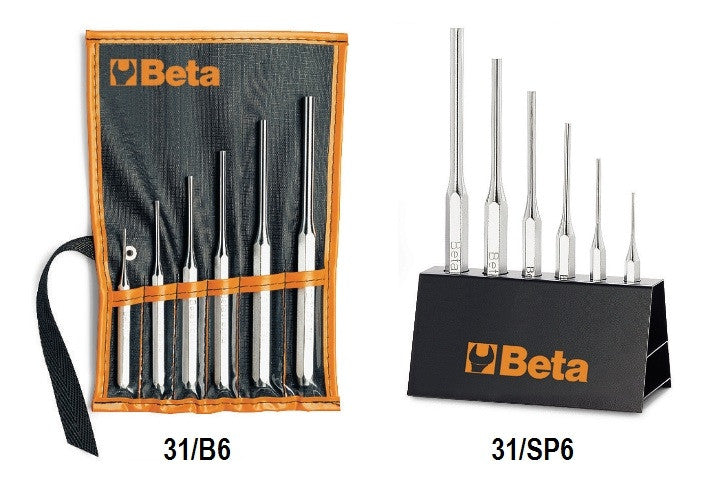 Set caccia spine Beta 31/SP6