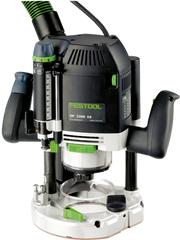 Fresatrice verticale OF 2200 EB-Plus Festool