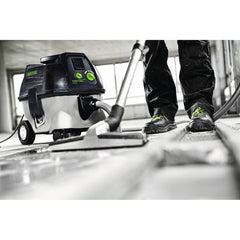Aspiratore CLEANTEC CT 17 E-SET BA  Festool + Set Accessori