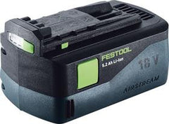Batteria Festool BPC 18 Li 5,2 Ah AS