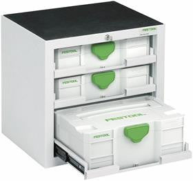 Carrello porta Systainer Festool Systainer-Port  SYS-PORT 500/2