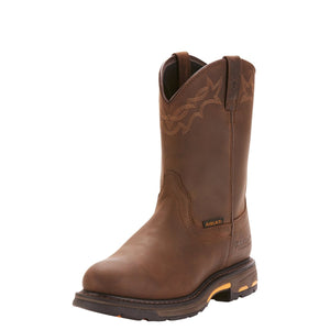 ARIAT MENS WORKHOG PULL ON H20
