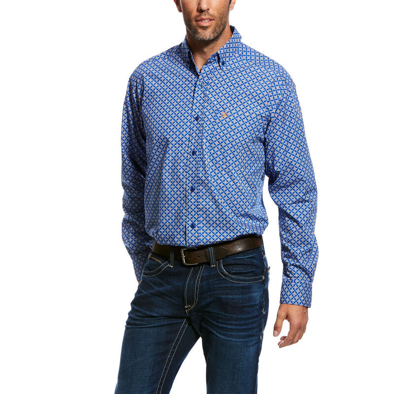 ARIAT MENS NEDRICK SHIRT