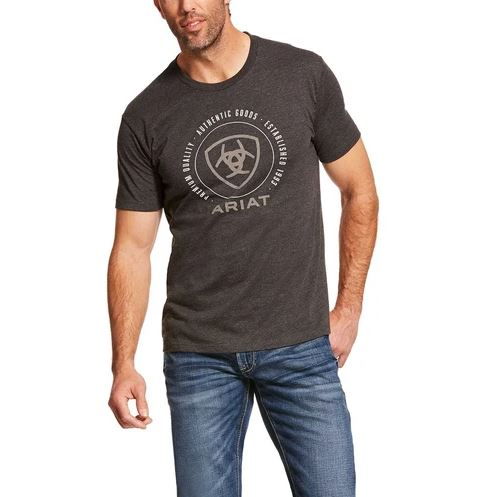 ARIAT MENS RESISTANCE TEE