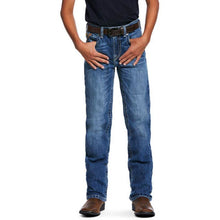 Load image into Gallery viewer, ARIAT BOYS HERON STRAIGHT LEG JEANS