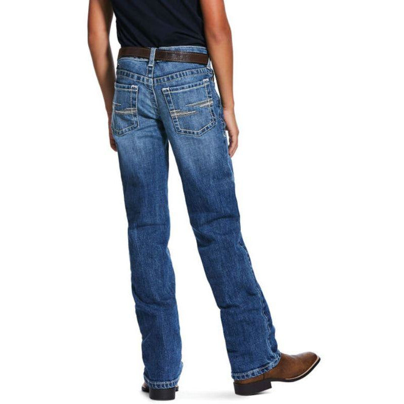 ARIAT BOYS HERON STRAIGHT LEG JEANS