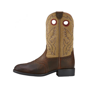 ARIAT KIDS HERITAGE STOCKMAN