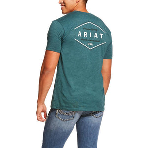 ARIAT MENS BOOT CO TEE