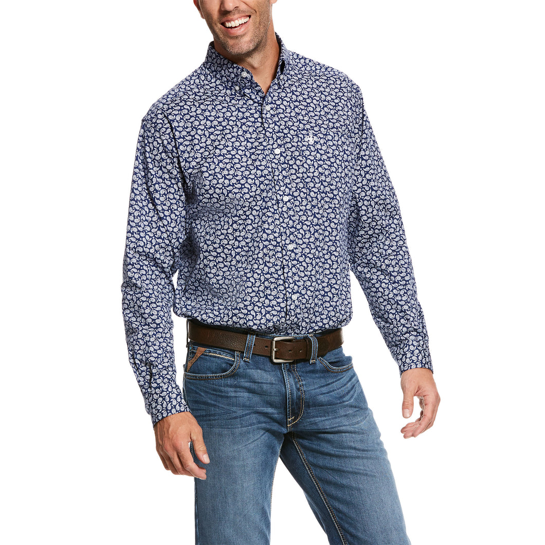 ARIAT MENS ROPER STRETCH CLASSIC SHIRT