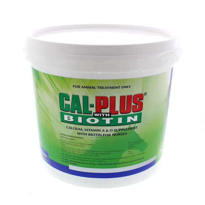 CAL-PLUS WITH BIOTIN