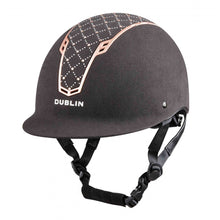Load image into Gallery viewer, DUBLIN DB PRIMO DIAMOND HELMET