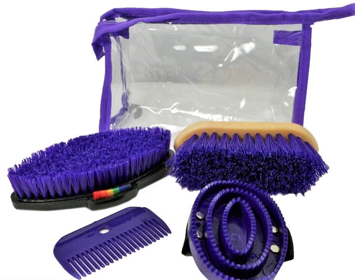 HAPPY HORSE 5 PIECE GROOM KIT