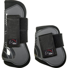 Load image into Gallery viewer, HKM GENUA TENDON & FETLOCK BOOT SET