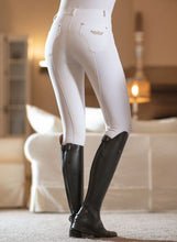 Load image into Gallery viewer, HKM BASIC LG ALOS FULL SEAT BREECHES