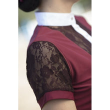 Load image into Gallery viewer, HUNTINGTON COLLEEN KWIK DRY LACE SHOW SHIRT