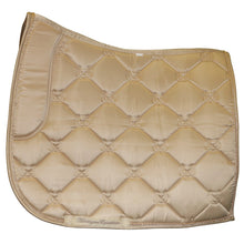 Load image into Gallery viewer, HUNTINGTON SATIN DRESSAGE SADDLE PAD