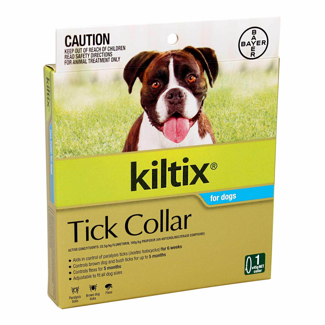 KILTIX TICK COLLAR FOR DOGS