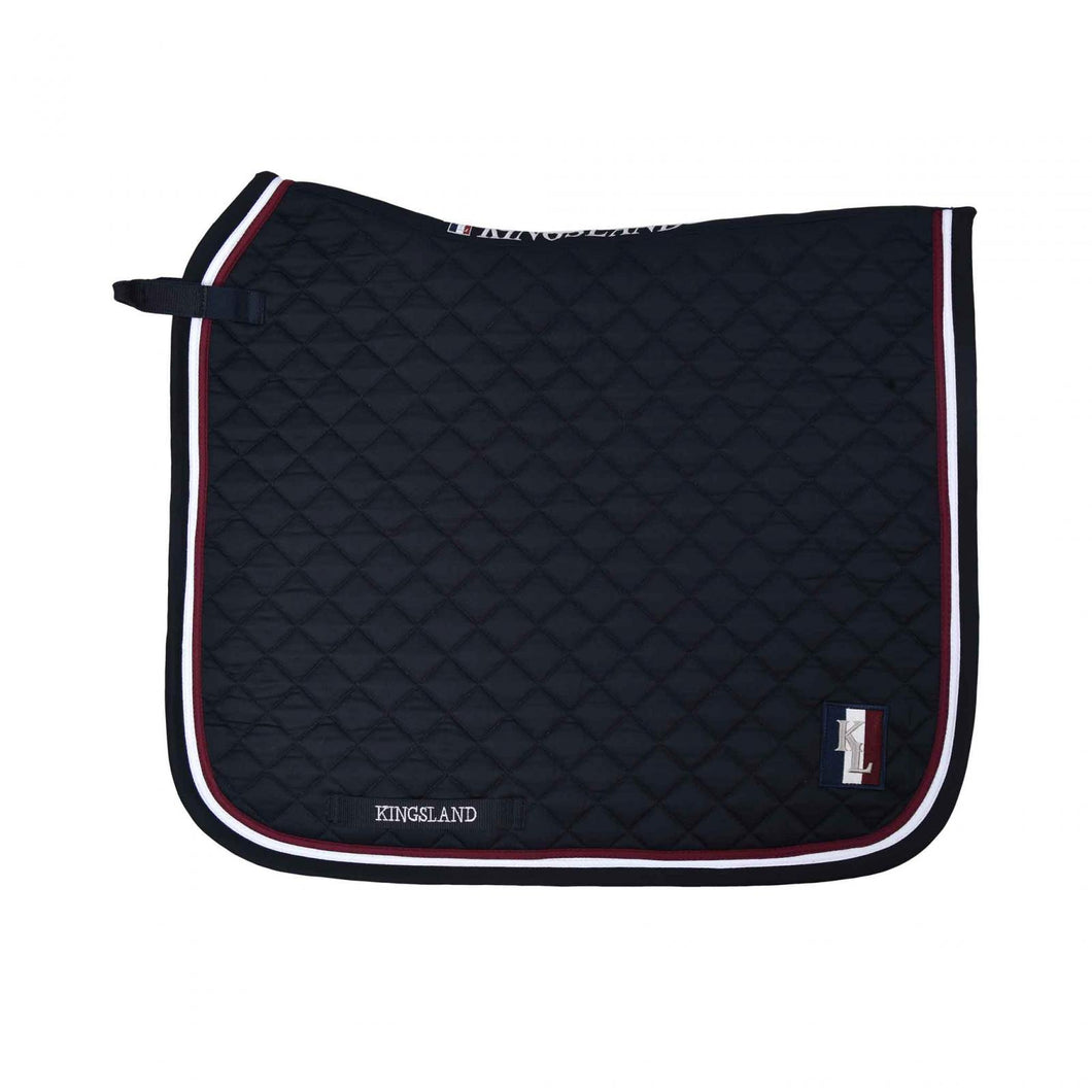 KINGSLAND CLASSIC SADDLE PAD - DRESSAGE