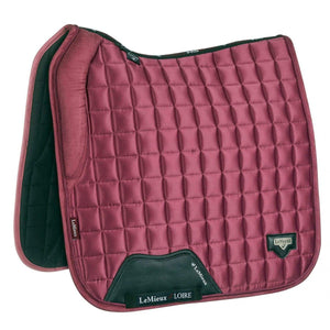 LEMIEUX LOIRE SATIN DRESSAGE SADDLEPAD