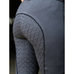 PETER WILLIAMS GEL SEAT GRIP WITH PHONE POCKET BREECHES