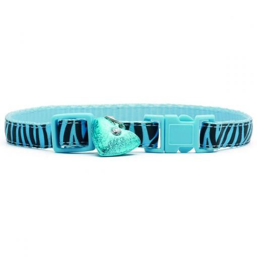 PETLIFE HE GONE WILD FASHION CAT COLLAR