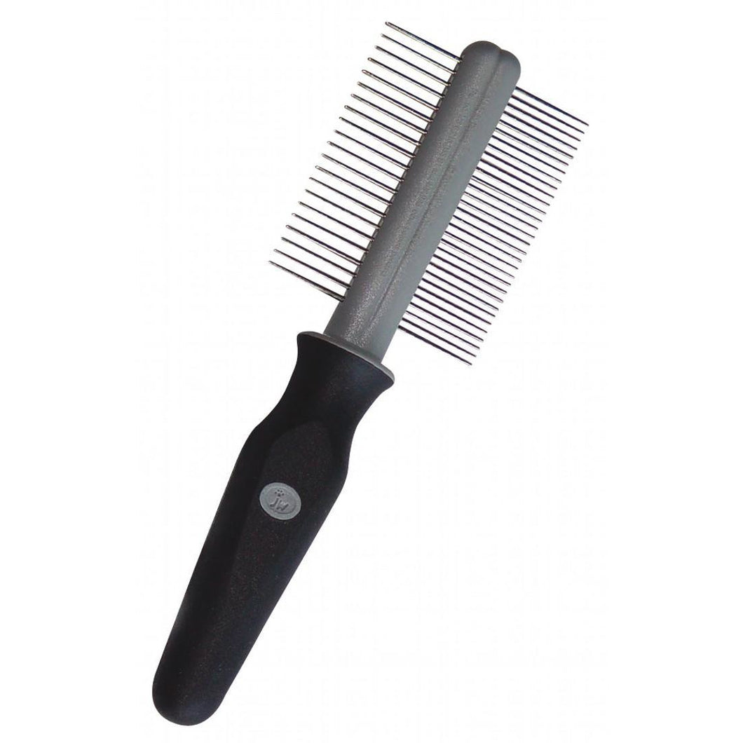 PRESTIGE PET GRIPSOFT DOUBLE SIDED COMB