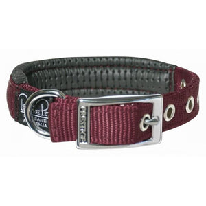 PRESTIGE SOFT PADDED DOG COLLAR 3/4