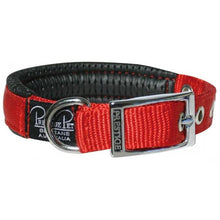 Load image into Gallery viewer, PRESTIGE SOFT PADDED DOG COLLAR 3/4