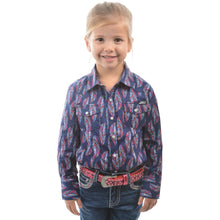 Load image into Gallery viewer, PURE WESTERN GIRLS TRIXIE LONG SLEEVE SHIRT