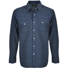 Load image into Gallery viewer, PURE WESTERN MENS ANTHONY PRINT LONG SLEEVE SHIRT
