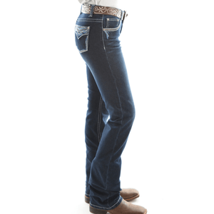 PURE WESTERN WOMENS ALICE RELAXED JEANS