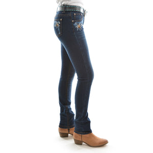 PURE WESTERN WOMENS WILLOW SKINNY LEG JEANS